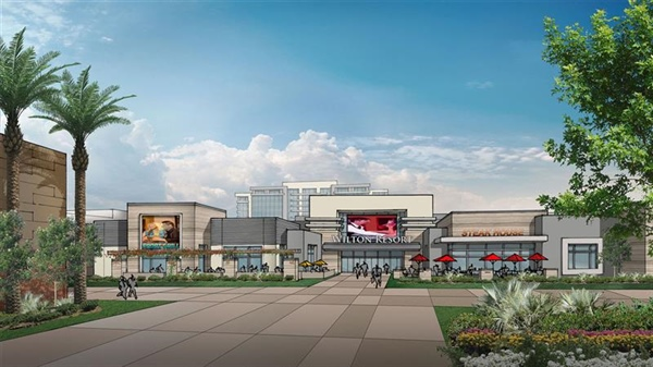 Sacramento-area tribe to build large casino resort in Elk Grove