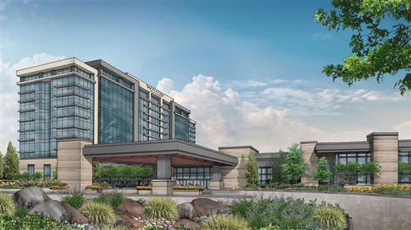 Is the Wilton Rancheria Casino beginning initial of phase construction??