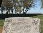 A place for Miwok people to rest, and tell their story